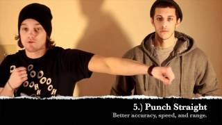 Top 10 Street Fight Tips streetfight best advice