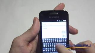 Samsung Galaxy Ace S5830 review (rus.) видео обзор от Quke.ru