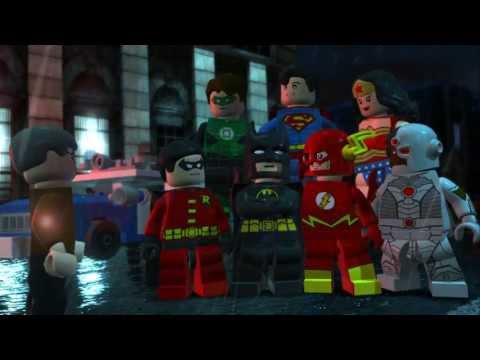 LEGO Batman 2 DC Super Heroes - Part 13 The Final Battle 'Heroes Unite' (Wii U, Xbox 360, PS3) лего бетмен3