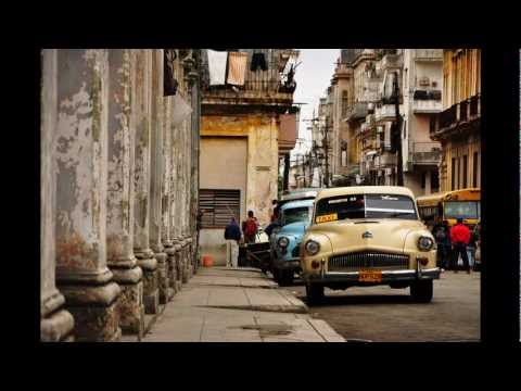 Havana, Cuba Slideshow with Eliades Ochoa's beautiful song..
