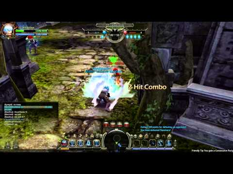 Dragon Nest: PvP - Captain Mode: Best Comeback ever ! Zha0Yun and XiaoDun LvL 24 SM - Ryusenshi драгон нест 50 лвл