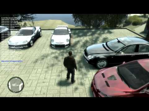 GTA 4 SUPER VEHICLE PACK v1.0 gta 4 транспортные средства