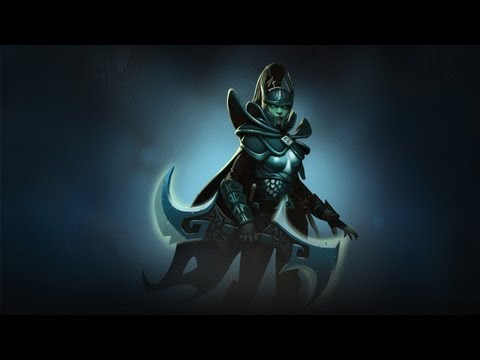 Фан Гайд на Mortred Phantom Assassin Dota 2 Mortred гайд дота 2
