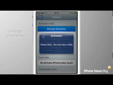 Unlock iOS 5 ohne original Sim Karte iPhone 4 3gs Baseband